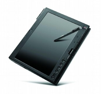 Lenovo ThinkPad X200 tablet. Waga - 1,5 kg