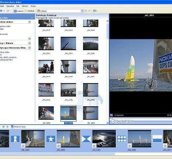 Movie Maker - Producent: Microsoft, System operacyjny: Win XP/Vista, Informacje: www.microsoft.pl