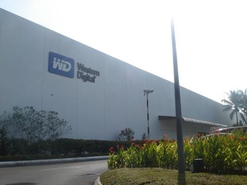 WD factory