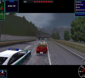 Need for Speed IV: High Stakes