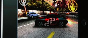 Need for Speed Undercover na iPhone'a