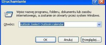 parametry outlook