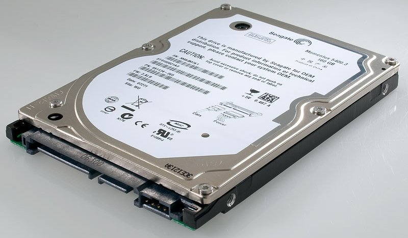 Seagate Momentus 5400.3 ST9160821AS 160 GB