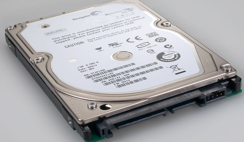 Seagate Momentus 7200.3 ST9320421AS 320 GB