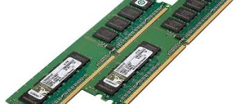 Kingston ValueRAM 1GB PC2-4200 CL4 Dual Channel