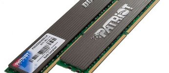 Patriot 2x1GB PC2-6400 CL4 Extreme Performance