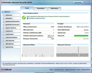 BitDefender Internet Security 2010