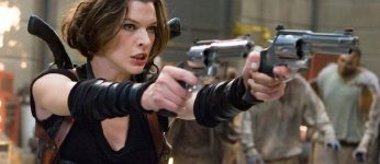 Milla Jovovich w Resident Evil: Afterlife