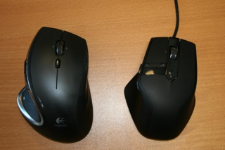 Logitech Performance MX vs TactX