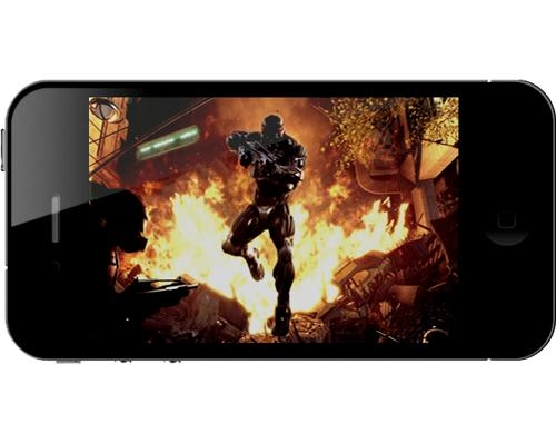 Crysis na iPhone'ie?