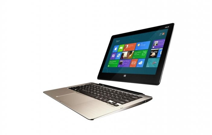 Transformer Book - ultrabook i tablet w jednym