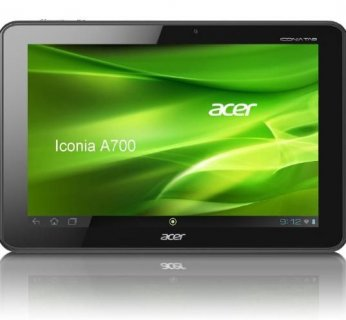 Acer Iconia Tab A700: Tablet Full HD z wadami.