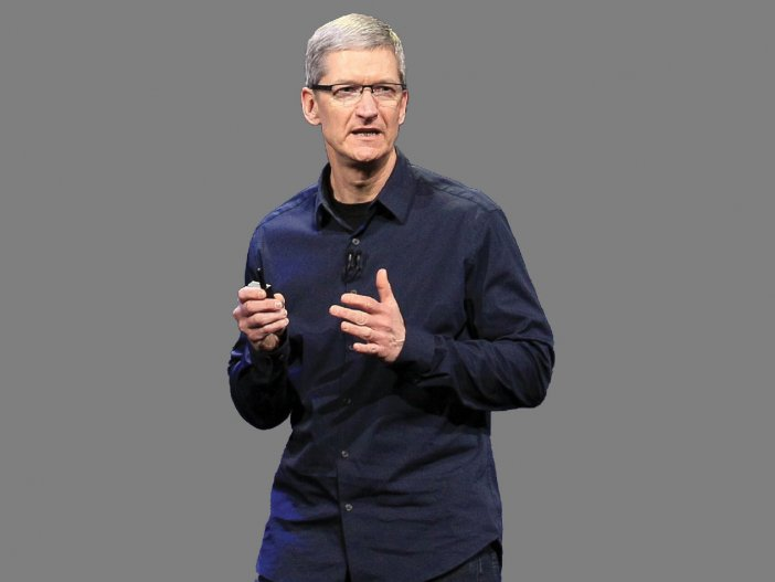 Tim Cook, dyrektor generalny Apple'a