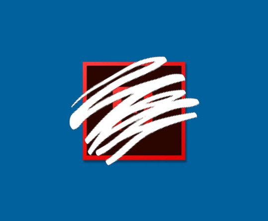 Zamazane logo Adobe Flash
