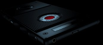 smartfon red hydrogen one (render)