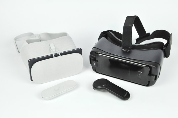 daydreeam view gear vr