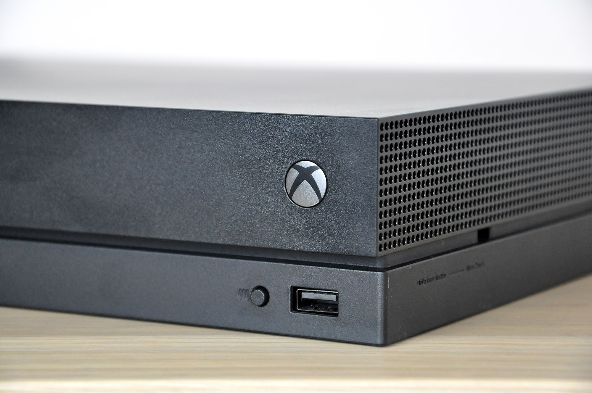 xbox one test chip