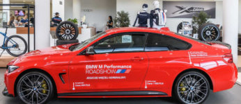 BMW M Performance Roadshow
