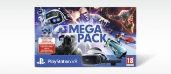 play station vr mega pack