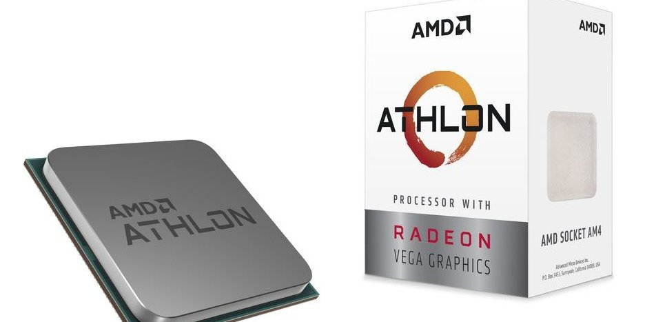 AMD Athlon AM4