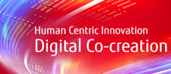digital co-creation fujitsu