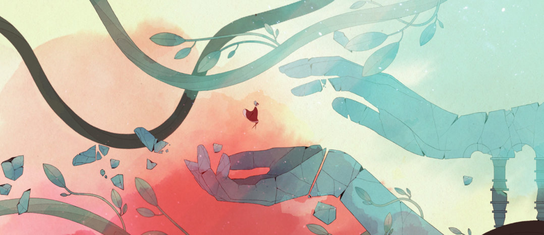 gris - gra na pc i nintendo switch