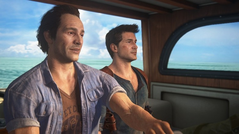 Sony Uncharted 4 – A Thief's End