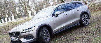 Volvo V60 CrossCountry