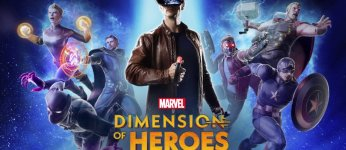marvel dimension of heroes