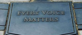 every voice matters