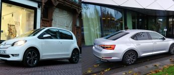 Skoda Superb iV & CITIGO e iV