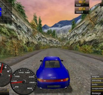 Need for Speed V: Porsche Unleashed