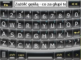 SPB Full Screen Keyboard