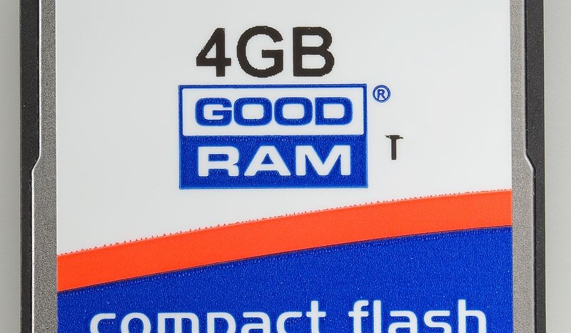 GoodRAM CF 4GB CFC4096GR