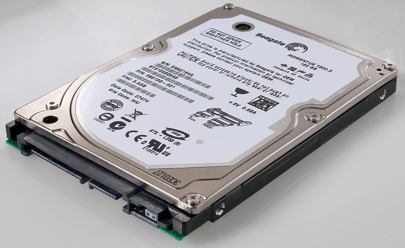 Seagate Momentus 7200.2 ST9160823AS 160 GB