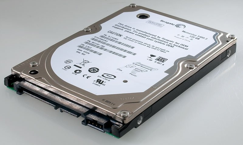 Seagate Momentus 5400.3 ST9120822AS 120 GB