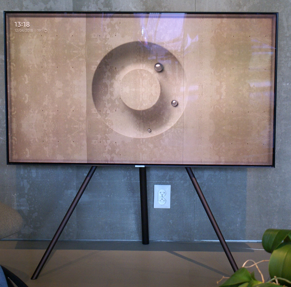 Samsung QLED Ambient Mode