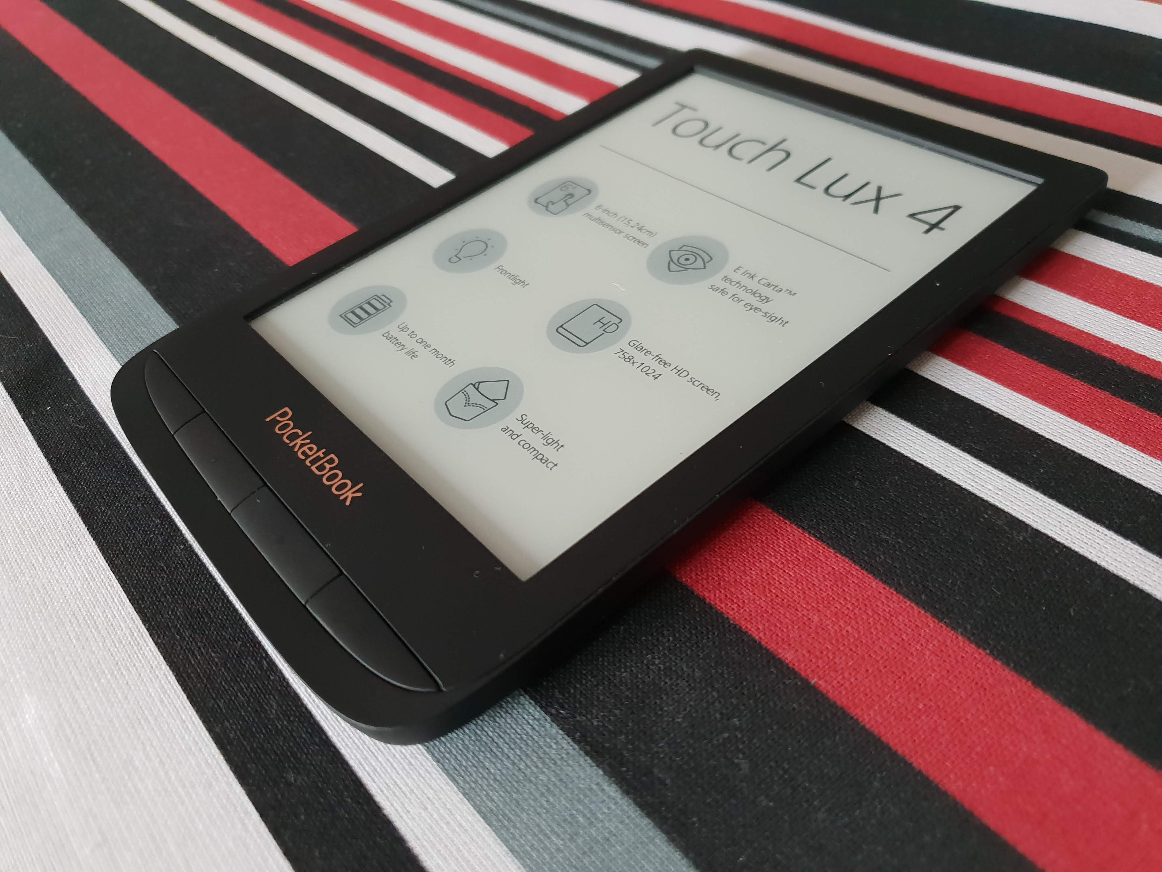 Pocketbook Touch Lux 4