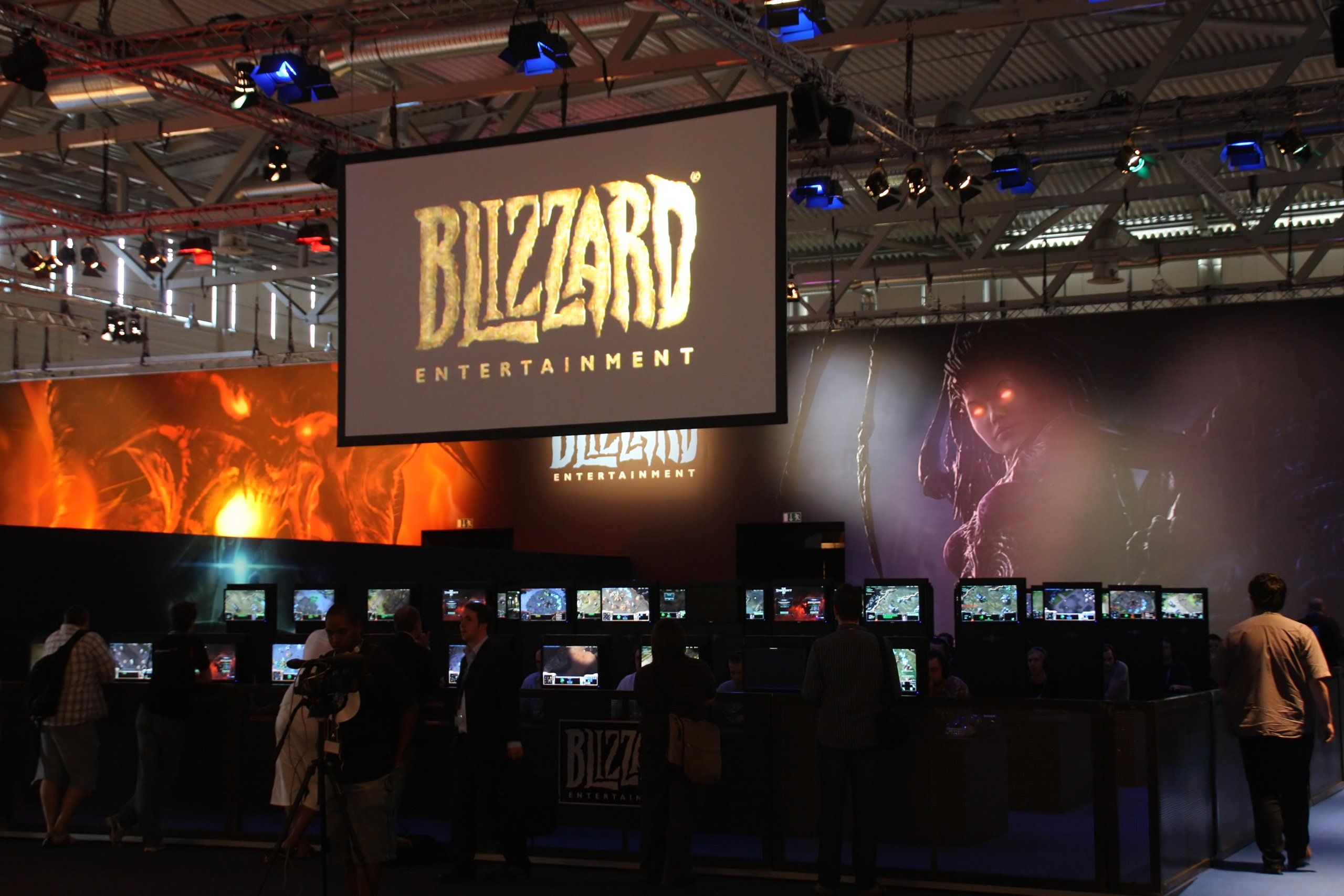 Gamescom 2009 - Blizzard Entertainment