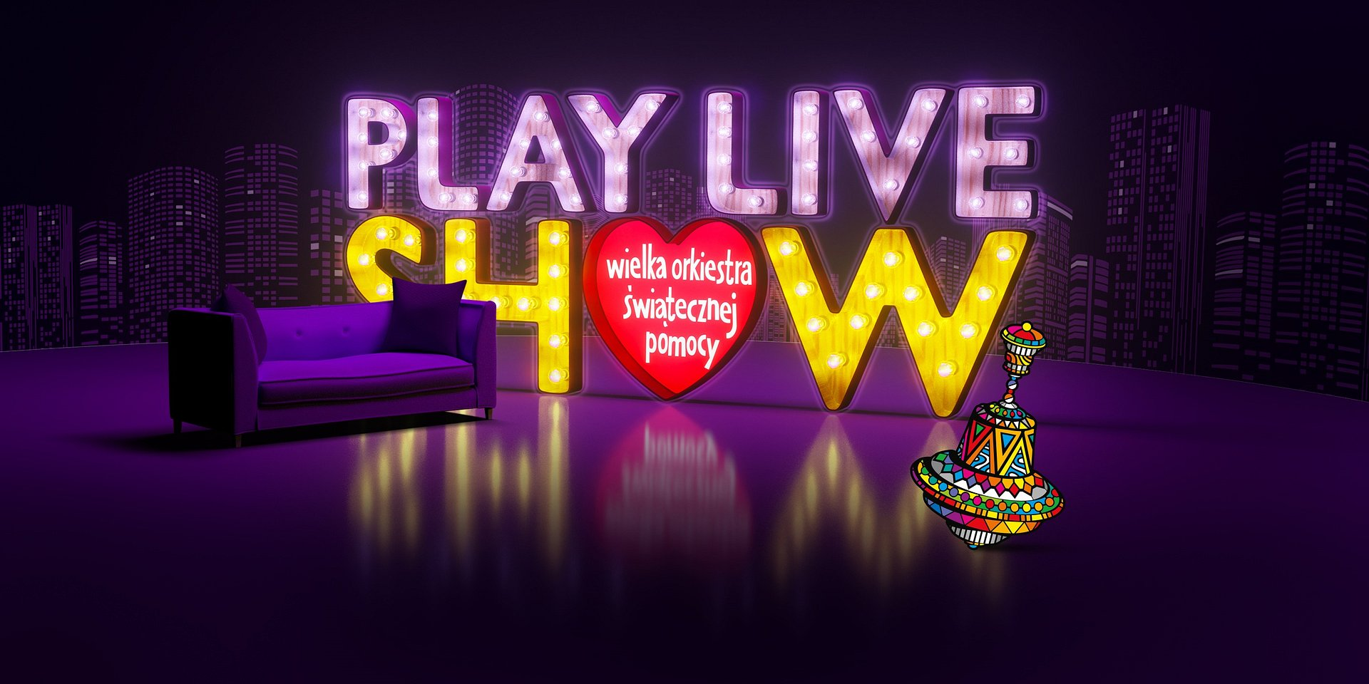 play live show