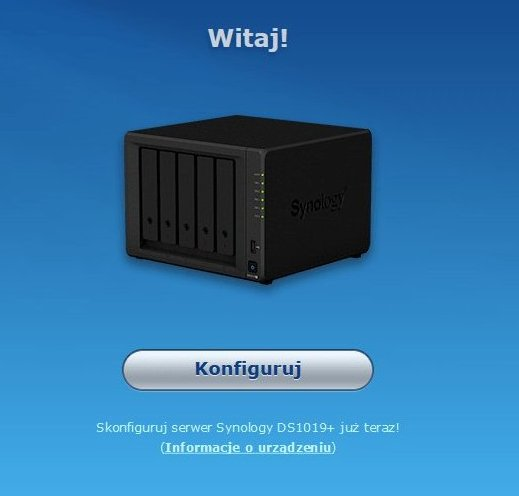 Synology DS1019+
