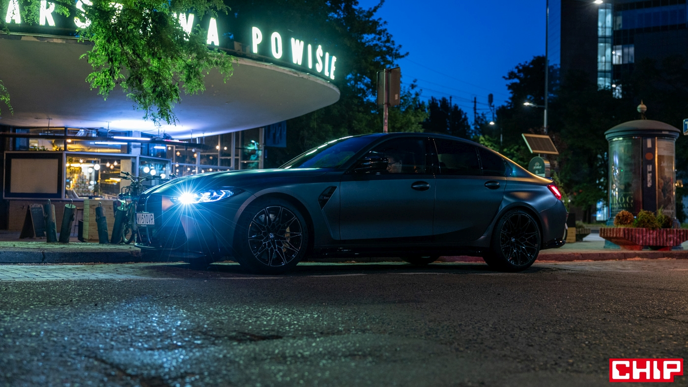 BMW M3 Competition 2021